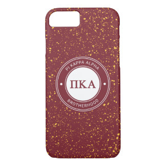 Pi Kappa Alpha | Badge iPhone 8/7 Case