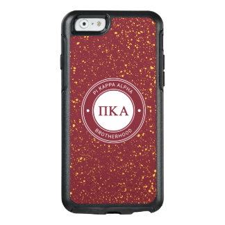 Pi Kappa Alpha   Badge OtterBox iPhone 6/6s Case