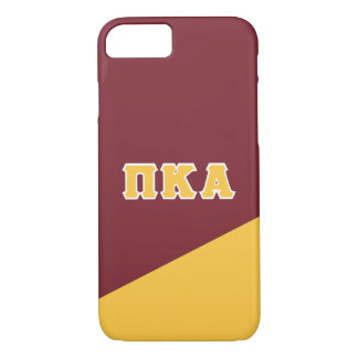 Pi Kappa Alpha | Greek Letters iPhone 8/7 Case