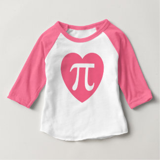 Pi Love Baby T-Shirt