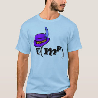 Pi Math Pimp T-Shirt