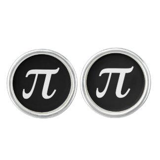 Pi Mathematical Symbol Cufflinks
