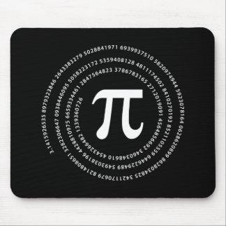 Pi Number Design Mousepad
