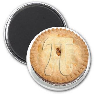 PI PIE CRUST! Cutie Pie - Celebrate Pi Day! π Magnet