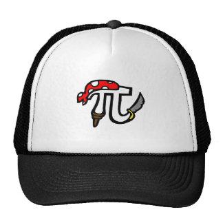 PI Pirate Mesh Hats