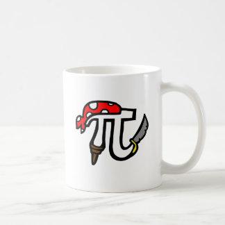 PI Pirate Mugs