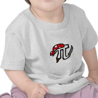 PI Pirate T Shirts