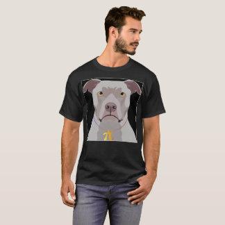 Pi & Pitbull on same shirt for Pi & pitbull lovers