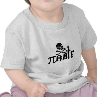 Pi - rate tshirts