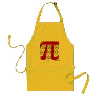 pi standard apron