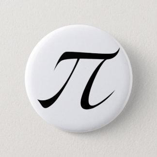 PI Symbol 6 Cm Round Badge