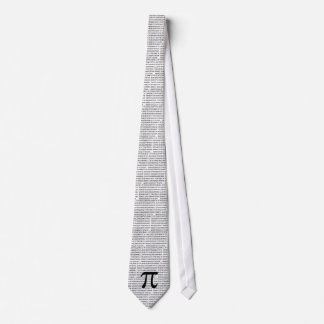 Pi symbol value tie