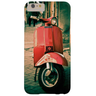Piaggio Scooter Italy Red iPhone 6+ Case