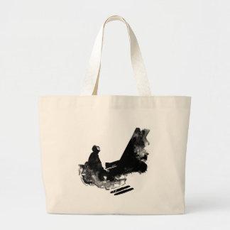 pianist large tote bag