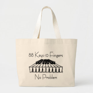 Pianist Tote bag