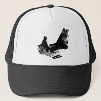 pianist trucker hat
