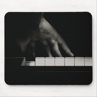 Pianist's Hand Mouse Pad