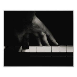 Pianist's Hand Photo Art