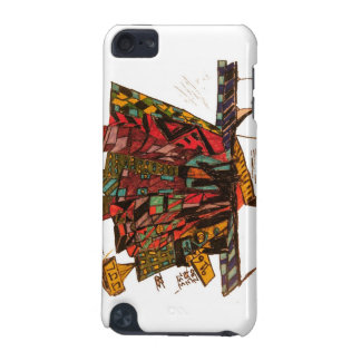 Piano 916 Ink White iPod Touch 5G Case