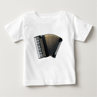 Piano Accordion Baby T-Shirt