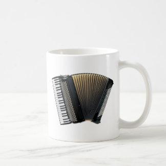 Piano Accordion Coffee Mug