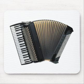 Piano Accordion Mouse Pad