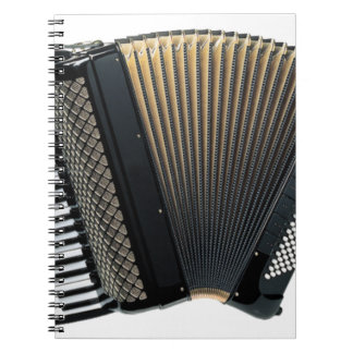 Piano Accordion Notebooks