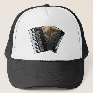 Piano Accordion Trucker Hat