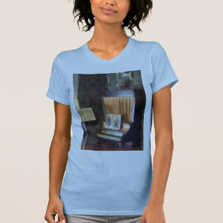 Piano and Sheet Music on Stand T-shirt