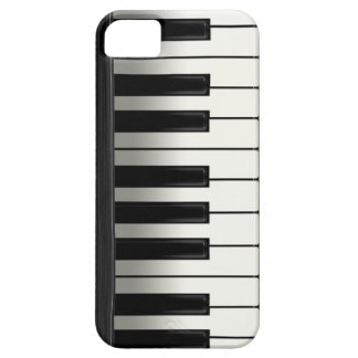 Piano Barely There iPhone 5 Case