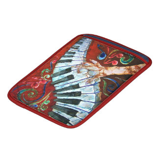 Piano Batik iPad Sleeve