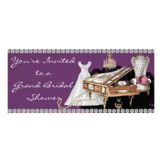 PIANO Bridal Shower Invitation