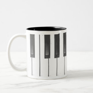 Piano Coffee Cup