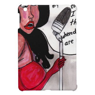 Piano Girl ll iPad Mini Cases