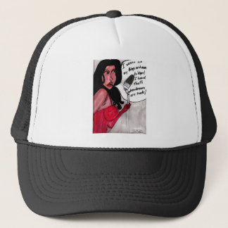 Piano Girl ll Trucker Hat