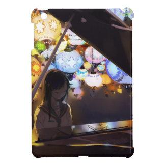 Piano In The Dark iPad Mini Cover