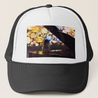Piano In The Dark Trucker Hat