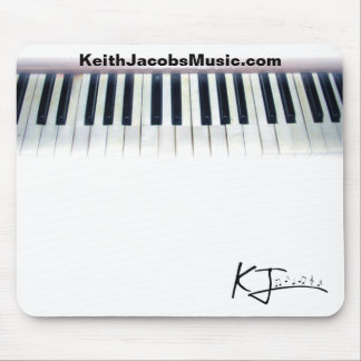 Piano Key mousepad
