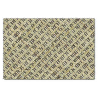 Piano Key Music Note Music Theme Tissue Paper