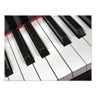 Piano Keyboard Art Photo