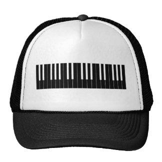 Piano Keyboard Cap