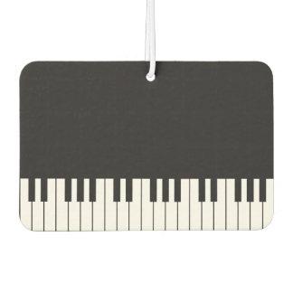 Piano Keyboard Car Air Freshener