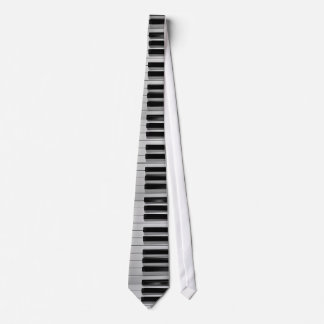 Piano Keyboard Custom Necktie