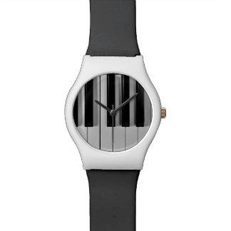 Piano Keyboard Custom Watch