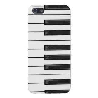 Piano Keyboard Keys iPhone 5 Savvy Case