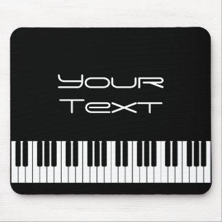 Piano Keyboard Mousepad