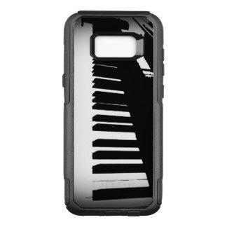 Piano Keyboard OtterBox Commuter Samsung Galaxy S8+ Case