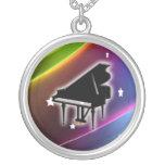 Piano Keyboard Pendants