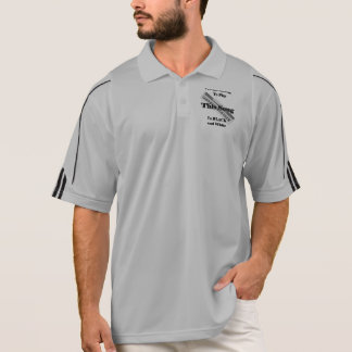 Piano Keyboard Polo Shirt