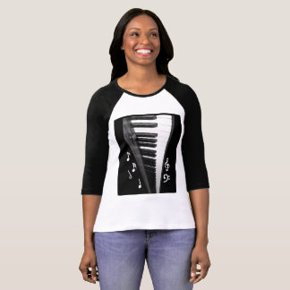 Piano Keyboard shirt